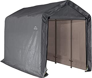 outdoor shed for golf cart