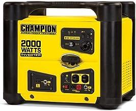 Champion 100148 2000-Watt Stackable Portable Inverter Generator w/ParaLINK