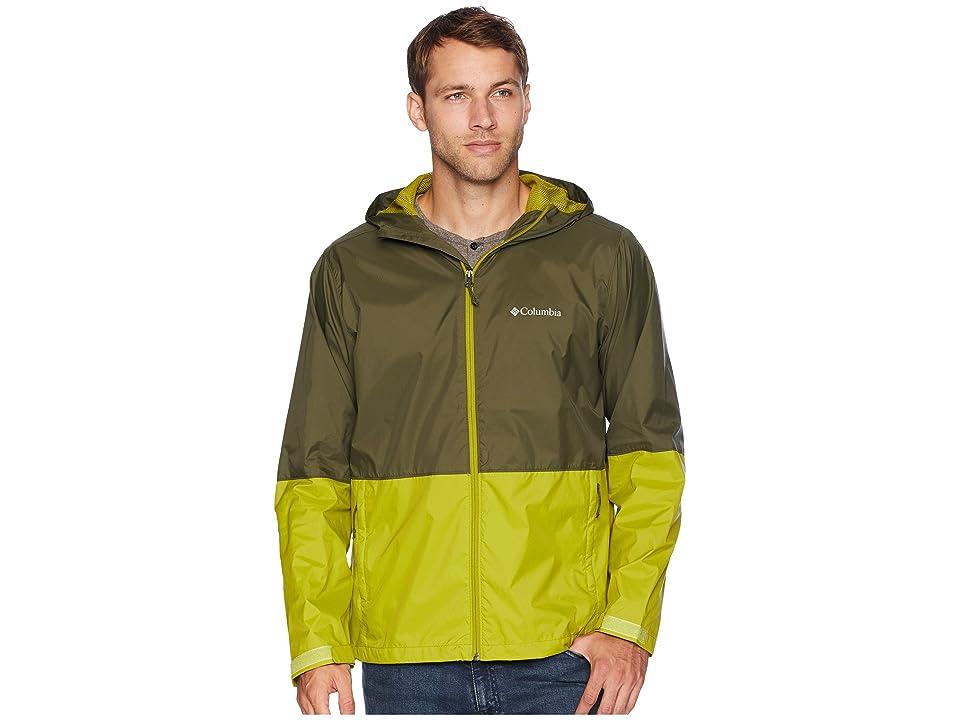 Columbia Roan Mountaintm Jacket (Peatmoss/Python Green) Men