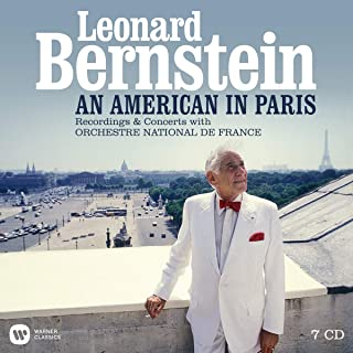 An American in Paris with the Orchestre National de France - 100th Anniversary on August 25th