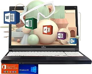 【中古パソコン】国産大手メーカーA574シリーズ インテル第4世代Core i5 2.6GHz【Microsoft Office搭載】【Win 10搭載】15.6インチHD TFTカラーLED液晶 テンキー付き 初期設定不要 初心者向け 250...