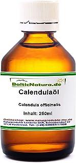 Calendulaöl Ringelblumenöl 250 ml Calendula Öl Ringelblumen Öl