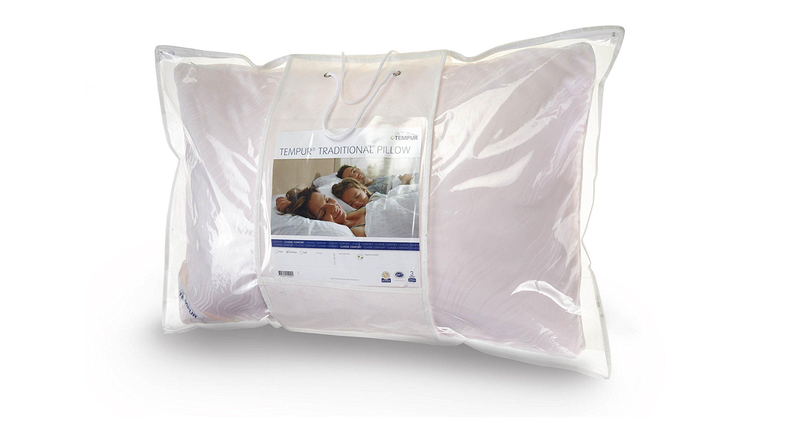 Tempur Traditional Pillow Firm 74cm x
