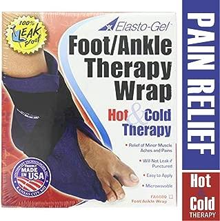 elasto gel knee wrap large