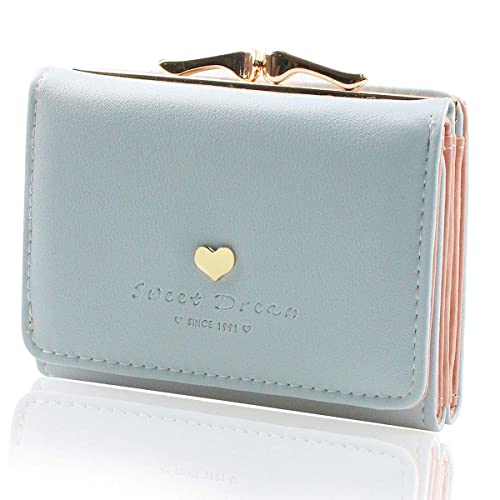 d50d78a738475 Women s Wallet Purses - KQueenStar Leather Wallet Women Credit Card Holder Ladies  Purse Clutch Holder Case
