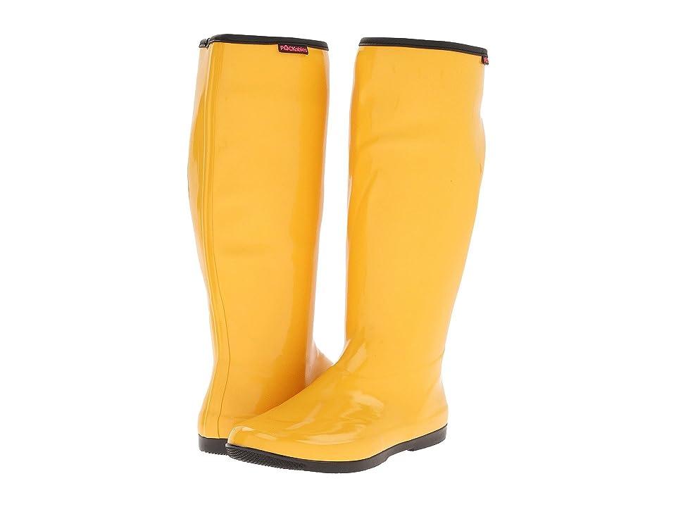 Baffin Packables Boot (Yellow) Women