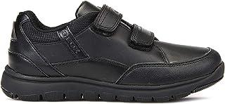 Geox Xunday, Boys' Sneakers, Black
