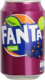 Fanta Cassis 24 x 0,33 liter