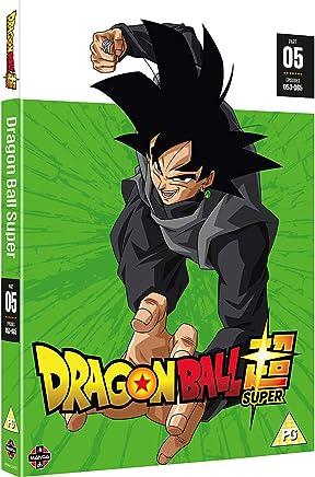 ドラゴンボール超 コンプリート DVD-BOX 5 (53-65話) [Import] [DVD] [NTSC]