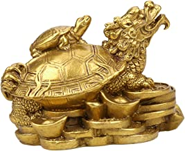 brass turtle paperweight