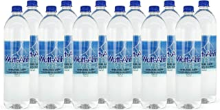 AquaNew's Watt-Ahh - Premium Polarized Water for Energy and Health - Case of 12-1 Liter Bottles