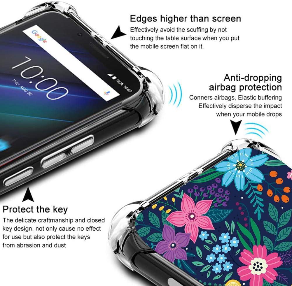 Moto G Stylus Case,Soft TPU Shock-Absorbing Anti-Skid Four-Corner Airbag Protection Shatter-Resistant Silicone Phone Case for Motorola Moto G Stylus Lgarisy for Moto G Stylus Case
