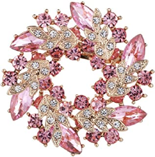 Best floral brooch pin Reviews