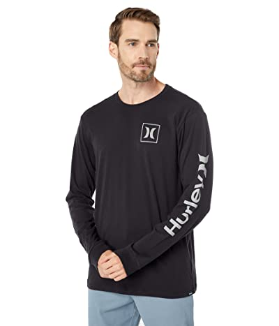 Hurley One Only Icon Long Sleeve T-Shirt