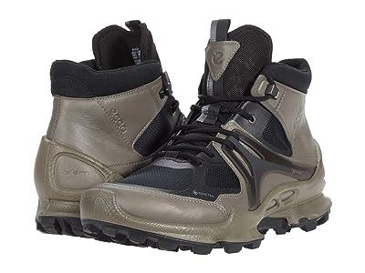 ECCO Sport BIOM C-Trail GORE-TEX(r) (Warm Grey/Black) Men