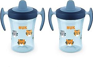 Evolution Soft Spout Learner Cup, 8 oz, 2-Pack