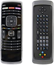 Replace XRT303 Dual Sided Qwerty Keyboard Remote Control for Vizio E500D-A0 E420D-A0 M3D470KD M3D550KD E3D320VX E3D420VX Smart 3D TV