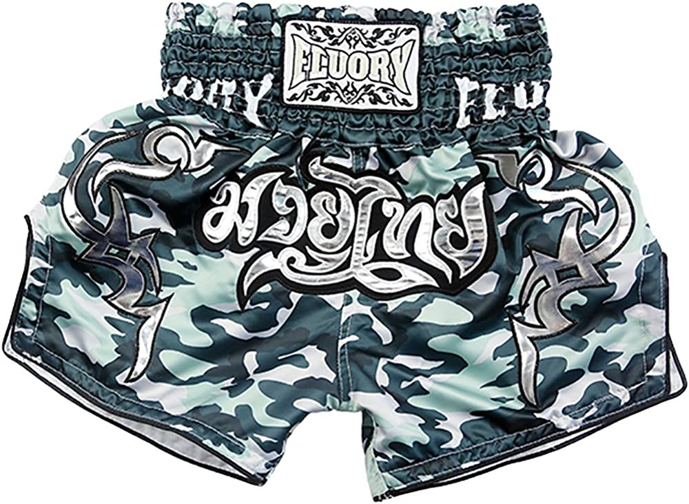 MARTIAL ARTS GREEN /& YELLOW SHORTS   VARIOUS SIZES  BNNT FORCE BOXING
