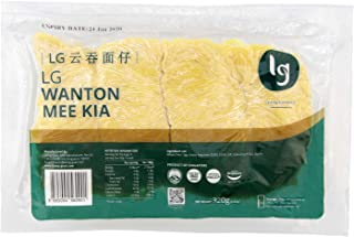 LG Foods Wanton Mee Kia Noodles, 320 g - Chilled