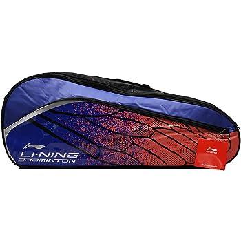 Li-Ning Thermal 2 in1 Badminton Kit Bag - Blue/Orange