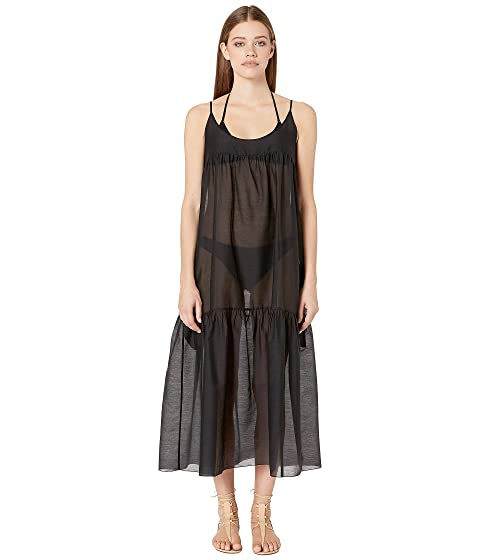 Stella McCartney Timeless Basic Maxi Dress Cover-Up