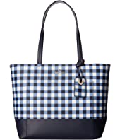 Kate Spade New York - Hyde Lane Gingham Small Riley