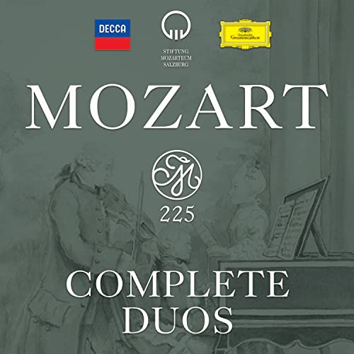 Mozart: Sonata for Piano duet in D, K 381 - 2  Andante by Lucas