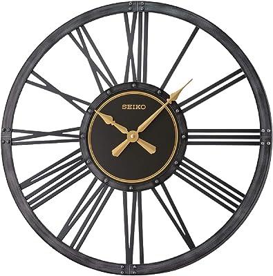 Seiko Bennett Clock, Black