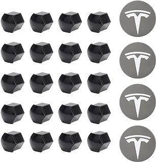 Tesla Model 3 Aero Wheel Cap (Grey & White)
