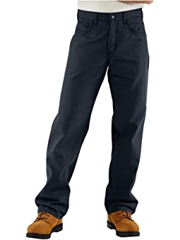 Carhartt Big & Tall Flame-Resistant Canvas Pants