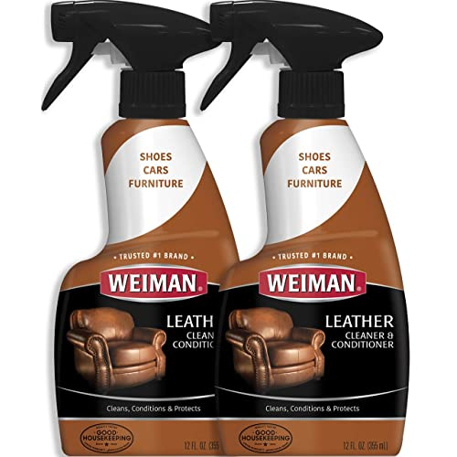 Outstanding Amazon Com Weiman Leather Cleaner And Conditioner For Spiritservingveterans Wood Chair Design Ideas Spiritservingveteransorg