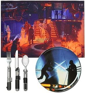 Star Wars Cloud City Dinner Set
