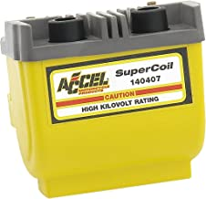 ACCEL 140407 Dual Fire Yellow Super Coil