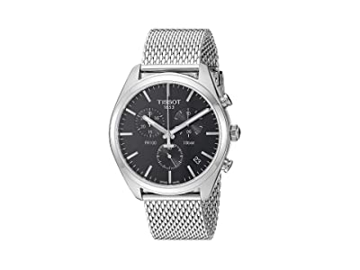 Tissot PR 100 Chronograph T1014171105101 (Silver/Grey) Watches