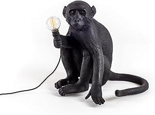 Best Seletti Monkey Lamp Black - Sitting Black Review