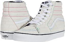 (Vans Emboss) White/True White