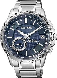 Citizen - de Hombre Reloj de Pulsera Satellite Wave analógico de Cuarzo Acero Inoxidable cc3000 – 54L