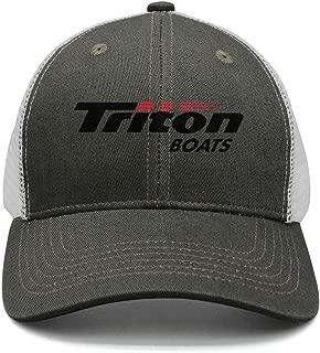 Triton Boats Logo Trucker Cap Casual Flexfit Hat