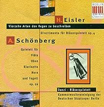 Mejor Schoenberg Wind Quintet