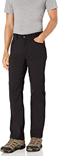 Men's Brion Lightweight, Breathable, Wrinkle-Resistant Stretch Pants for Hiking and Everyday Wear, 36