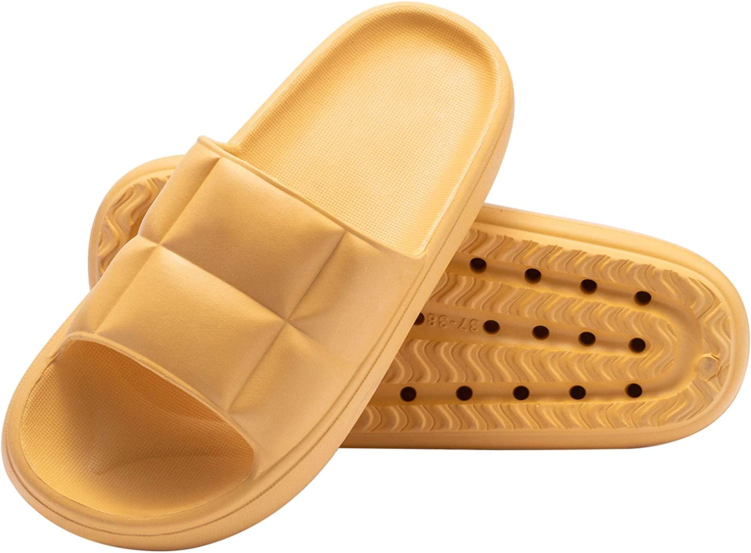 Menore Slippers for Women and Men Quick 55% OFF Open Sof Toe Limited time cheap sale EVA Drying