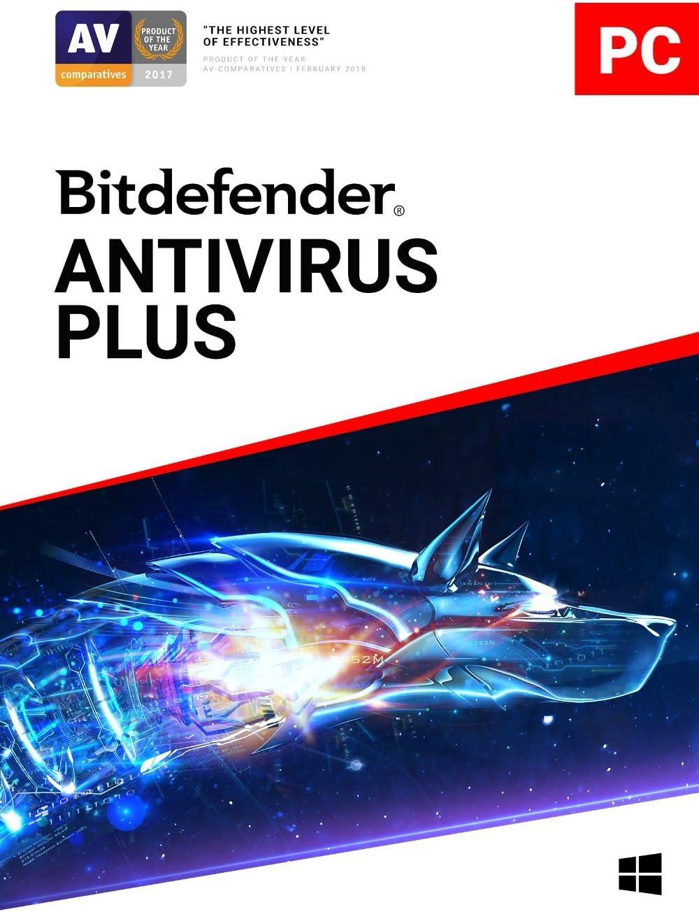 Bitdefender Antivirus latest Plus - 3 year P Subscription 2 Devices Discount is also underway