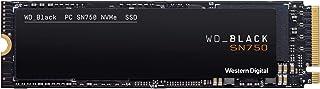 WD 内蔵 SSD M.2 2280 / WD BLACK SN750 NVMe 1TB / ゲーム ゲームPC カスタムPC向け ハイパフォーマンス SSD / WDS100T3X0C