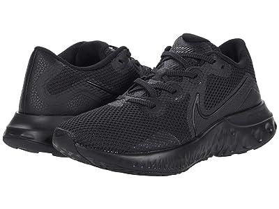Nike Renew Run (Black/Black/Black/Anthracite) Women