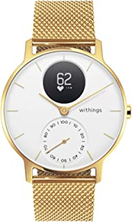 Withings   Steel HR Hybrid Smartwatch - Activity, Fitness and Heart Rate Tracker with Connected GPS