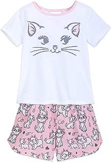 Marie Short Sleep Set for Girls - Aristocats Multi