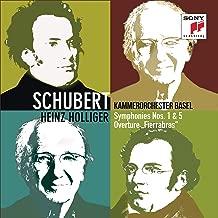 Schubert: Symphonies 1 & 5 Fierrabras Overture