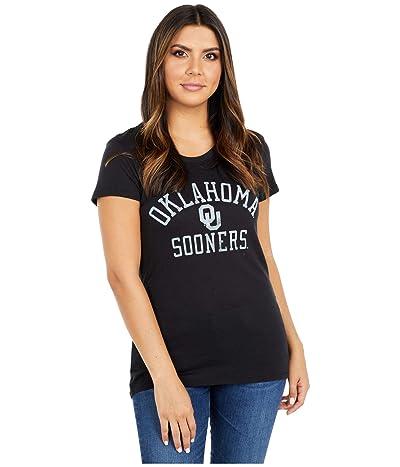 Champion College Oklahoma Sooners Keepsake Tee (Black) Women