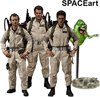 Ghostbusters 1984 Classic Doctors 1:6 Scale Collectible Action Figure 3-Pack