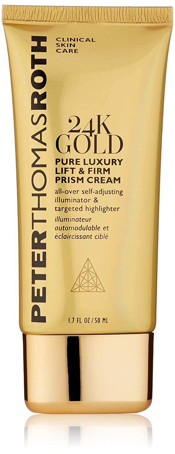 Peter Thomas Roth 24k Gold Prism Cream Pack Fl Oz Bombing new Discount is also underway work 1.7 1 of